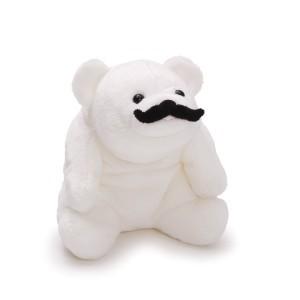 mustache bear