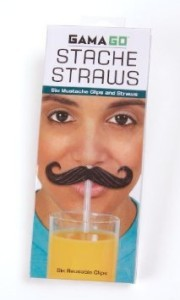 mustache gifts