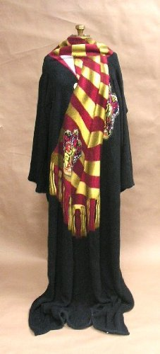 harry potter throw blanket