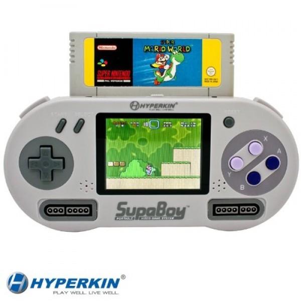 Hyperkin-SUPABOY-Portable-Pocket-SNES-Console-0-0