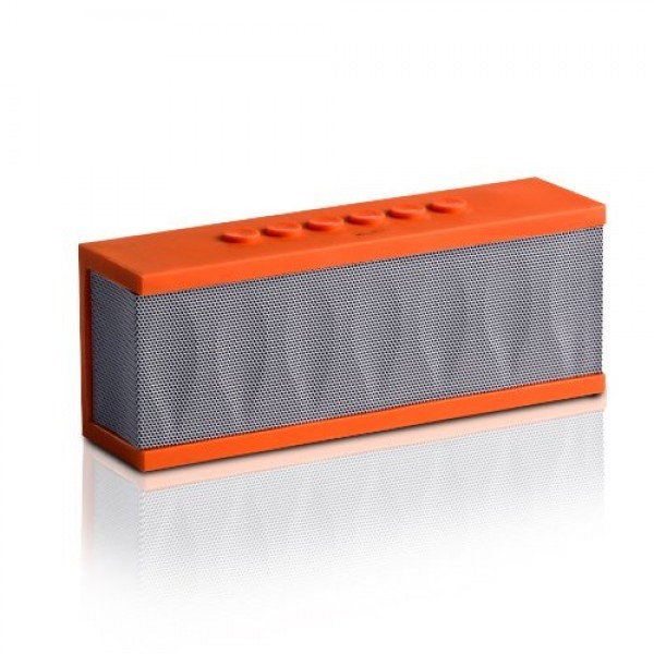 Photive-CYREN-Portable-Wireless-Bluetooth-Speaker-with-Built-in-Speakerphone-8-hour-Rechargeable-Battery-Orange-0-0