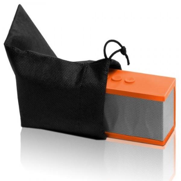 Photive-CYREN-Portable-Wireless-Bluetooth-Speaker-with-Built-in-Speakerphone-8-hour-Rechargeable-Battery-Orange-0-3