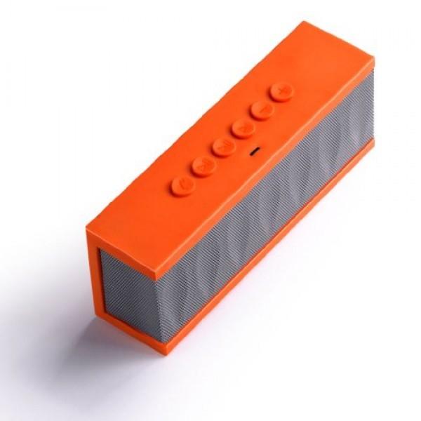 Photive-CYREN-Portable-Wireless-Bluetooth-Speaker-with-Built-in-Speakerphone-8-hour-Rechargeable-Battery-Orange-0-6