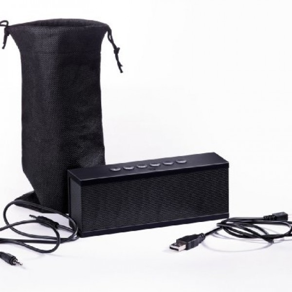 Photive-CYREN-Portable-Wireless-Bluetooth-Speaker-with-Built-in-Speakerphone-8-hour-Rechargeable-Battery-Orange-0-7