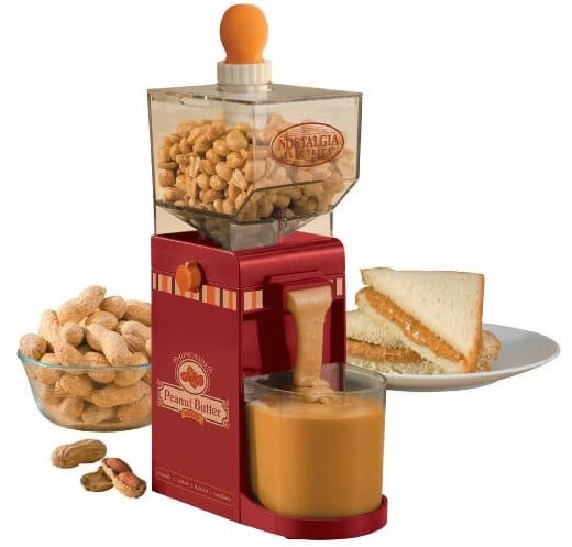 funny christmas gag gifts - gifts-for-kids-peanut-butter-maker