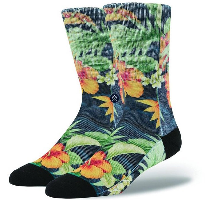 funny gift ideas for best friend - unique-gifts-for-men-hawaiian-socks