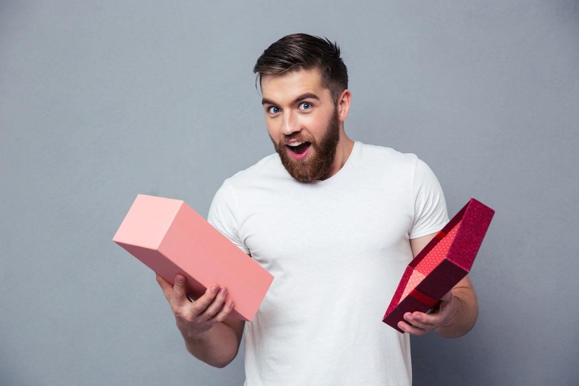 Подарки молодому человеку прикольные
