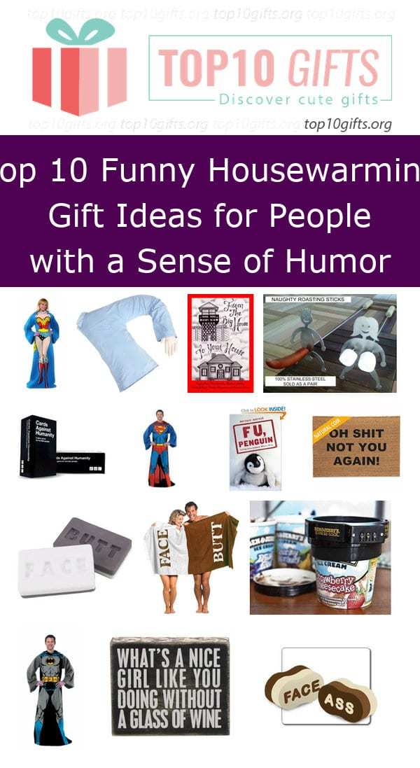 funny housewarming gag gifts