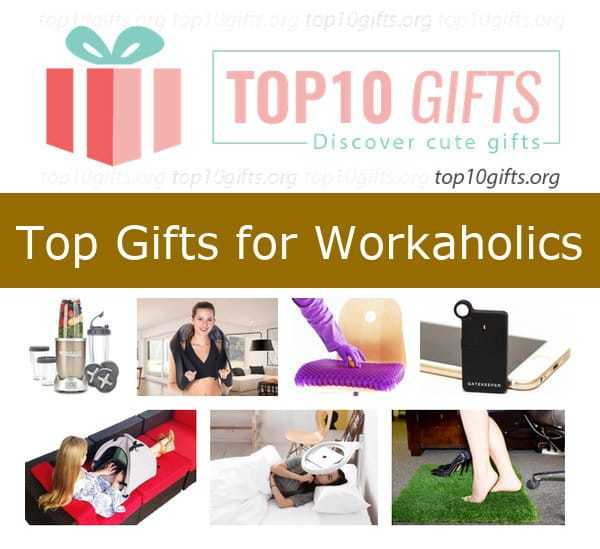 gift ideas for people who work way too much