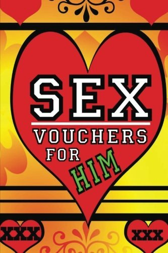 sex vouchers for him - naughty bachelorette gifts for bride