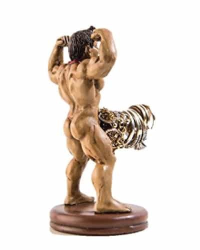 sexy man ring holder - naughty gifts for bride