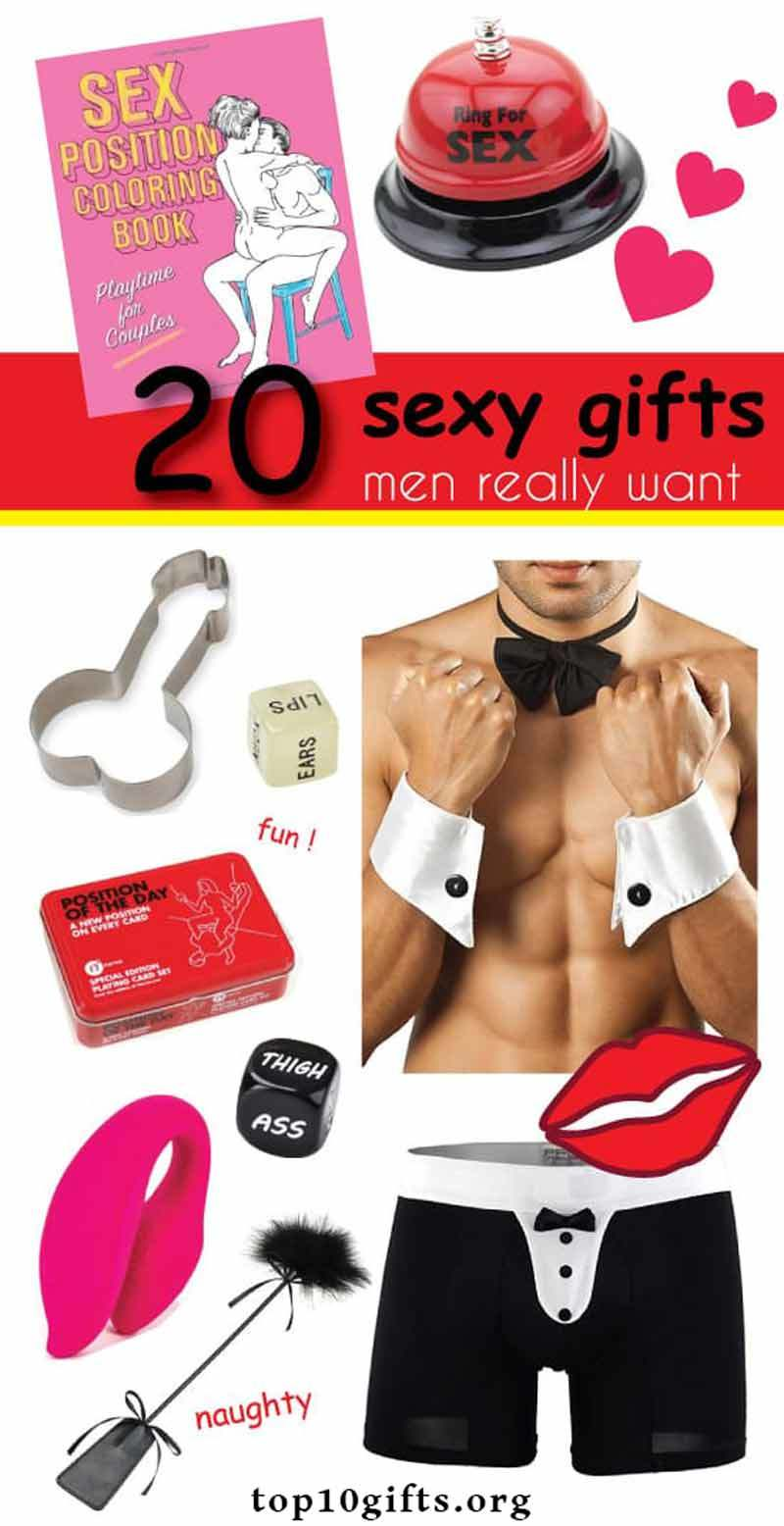 Sexy Gifts for Him