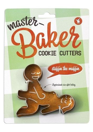 MasterBaker Cookie Cutter