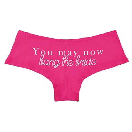 The Bride Underwear