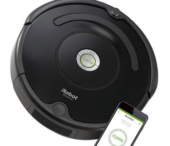iRobot vacuum bot Roomba