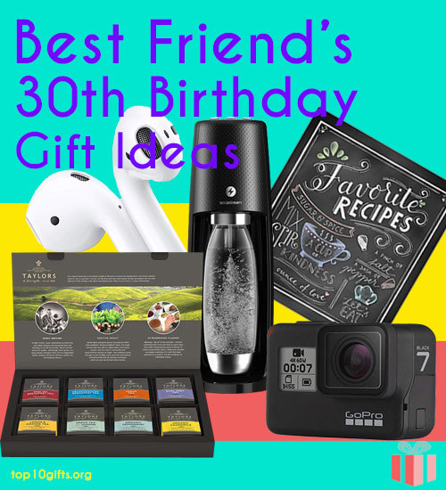 Featured image. Best Friend's 30th Birthday Gift Ideas. Wondering what to get for your bestie's 30th? Check out this article for inspiration.