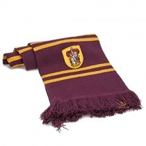 Harry Potter Scarf By Cinereplicas ● 74″ ● Ultra Soft Fabric ● Zip Bag