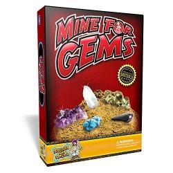 Mine for Gems Science Kit  Dig Up 10 Brilliant Gemstones