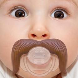 Mustachifier – The Cowboy Mustache Pacifier