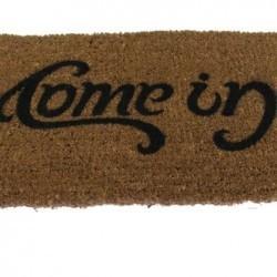 SUCK UK Ambigram Door Mat – Come in, Go Away