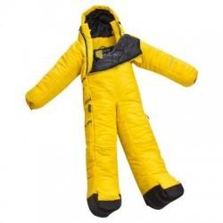 Selk'bag 4G Classic Synthetic Sleeping Bag Lemon Chrome __MD by Mountain's Best Gear