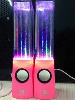Soundsoul-Music-Fountain-Mini-Amplifier-Dancing-Water-Speakers-I-station7-Apple-Speakers-Pink-0