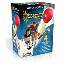 The Original Stomp Rocket: Ultra 4-Rocket (20008)