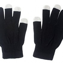 Touch Screen Texting Gloves (Small) – Works on All Touch Screen Phones, Tablets and GPS