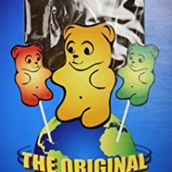World's Largest Gummy Bear, Approx 5-pounds Giant Gummy Bear – Pinneapple