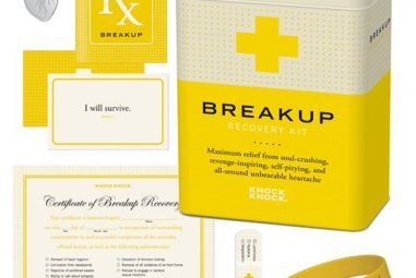 17 Breakup Gifts to Mend a Broken Heart